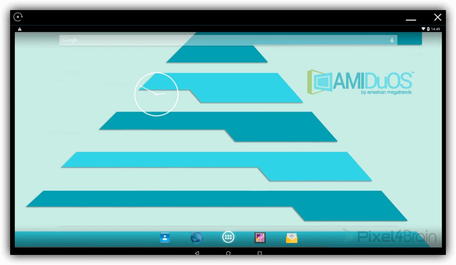 amiduos emulador android