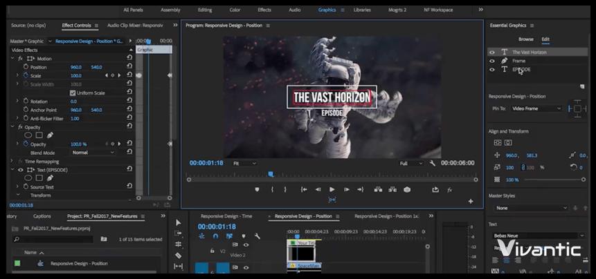 Top10 Mejores Programas Para Editar Videos En Pc Mac Vivantic