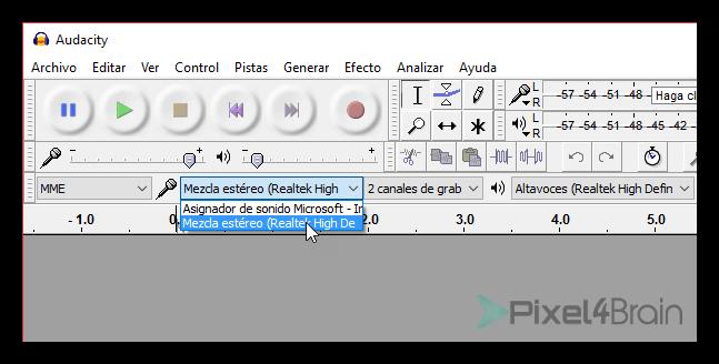 3-grabar-audio-audacity-pc