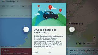 Como Detener o Borrar el Historial ubicaciones de Google Maps
