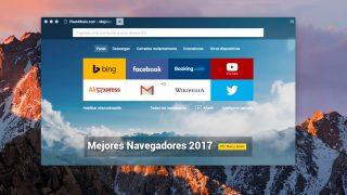9 Mejores Navegadores para Windows PC 2018 +Livianos y Nuevos