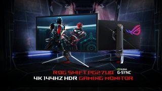 12 Mejores Monitores Para Gaming 2017 (4k, HDR, Curvos…)